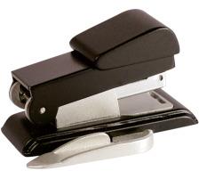 BOSTITCH Heftapparat B8 mini B8RE-MINI schwarz 30 Blatt Pfiffiger Hefter , mit gleichen Eigenschaften wie sein grosser Bruder B8 , konzipiert in optimaler Zweckmässigkeit und Schlichtheit ist er bedienerfreundlich , 200 Klammern gratis dazu , ma