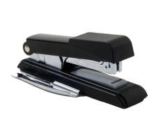 BOSTITCH Bürohefter B8 Flat Clinch B8REFC-BL schwarz für 30 Blatt/3mm Elegante Ausführung , kombiniert alle Eigenschaften des klassischen B8 und ist mit einem neuen Befestigungsmechanismus ausgerüstet, welcher eine 40% flachere He