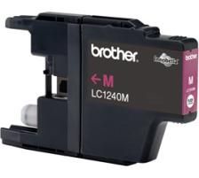 BROTHER Tintenpatrone magenta LC-1240M MFC-J6510DW 600 Seiten