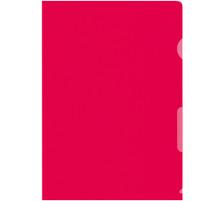 BÜROLINE Sichtmappen A4 620071 rot 100 Stück