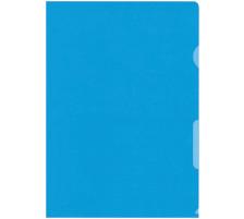 BÜROLINE Sichtmappen A4 620072 blau 100 Stück