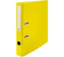 BÜROLINE Ordner 4cm 670005 gelb A4