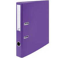 BÜROLINE Ordner 4cm 670008 violett A4