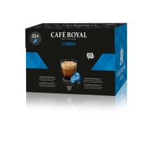 CAFEROYAL Kaffeekapseln 2000666 Lungo 33 Stk.