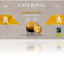 CAFEROYAL Office Pads 2002131 Espresso Bio 50 Stück