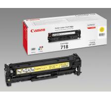 CANON Toner-Modul 718 yellow 2659B002 LBP 7200 2900 Seiten