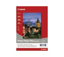 CANON Photo Paper Semi-gloss A3+ SG201A3+ PIXMA, 260g 20 Blatt