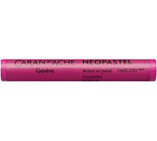 CARAN D'A Wachsmalstift Neopastel 7400.090 purpur Typ: Künstlerisches Ölpastell von erstklassiger Qualität, Anzahl (Stück) 1, Typ Neopastel, Farbe(Filter) rosa