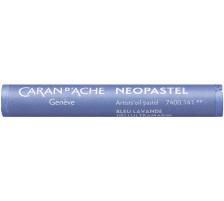 CARAN D'A Wachsmalstift Neopastel 7400.141 blau Typ: Künstlerisches Ölpastell von erstklassiger Qualität, Anzahl (Stück) 1, Typ Neopastel, Farbe(Filter) blau