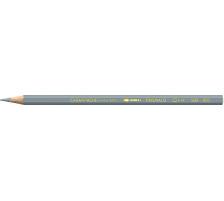 CARAN d'A Farbstifte Prismalo 3mm 999.005 grau Eigenschaften 6-eckig,wasserlöslich, Typ Farbstifte, Farbe(Filter) grau, Anzahl Farben 1