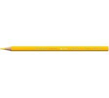 CARAN d'A Farbstifte Prismalo 3mm 999.010 gelb Eigenschaften 6-eckig,wasserlöslich, Typ Farbstifte, Farbe(Filter) gelb, Anzahl Farben 1