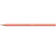 CARAN d'A Farbstifte Prismalo 3mm 999.051 lachsrot Eigenschaften 6-eckig,wasserlöslich, Typ Farbstifte, Farbe(Filter) rot, Anzahl Farben 1