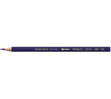 CARAN D'A Farbstifte Prismalo 3mm 999.120 violett Eigenschaften 6-eckig,wasserlöslich, Typ Farbstifte, Farbe(Filter) violett, Anzahl Farben 1