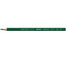 CARAN D'A Farbstifte Prismalo 3mm 999.229 dunkelgrün Eigenschaften 6-eckig,wasserlöslich, Typ Farbstifte, Farbe(Filter) grün, Anzahl Farben 1