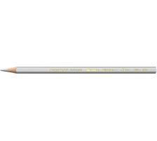 CARAN D'A Farbstifte Prismalo 3mm 999.498 silber Eigenschaften 6-eckig,wasserlöslich, Typ Farbstifte, Farbe(Filter) silber, Anzahl Farben 1