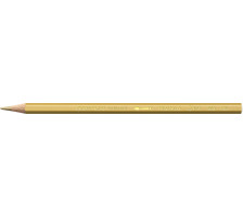 CARAN D'A Farbstifte Prismalo 3mm 999.499 gold Eigenschaften 6-eckig,wasserlöslich, Typ Farbstifte, Farbe(Filter) gold, Anzahl Farben 1