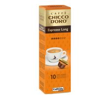 CHICCO D´ Kaffee Caffitaly 802031 Espresso Long 10 Stück