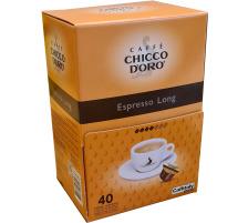 CHICCO D´ Kaffee Caffitaly 802376 Espresso Long 40 Stück