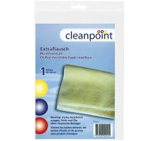 CLEANPT. Mikrofasertuch 678033 gelb 30x40cm