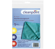 CLEANPT. Mikrofasertuch 678037 grün 32x36cm