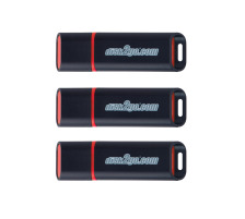 DISK2GO USB-Stick passion 2.0 8GB 30006495 USB 2.0 3 Pack