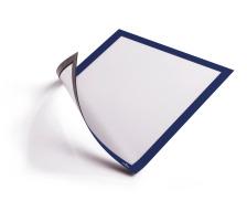 DURABLE Magnetrahmen A4 486907 blau 5 Stück
