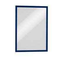 DURABLE Sichtfenster Magaframe A3 487307 blau 2 Stück