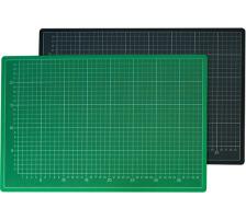 ECOBRA Schneidematte 323550 grün 30x22cm