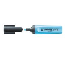 EDDING Textmarker 345 345-10 blau