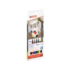 EDDING Porzellanmarker 4200 1-4mm 4200-E6-F 6 Family Colours