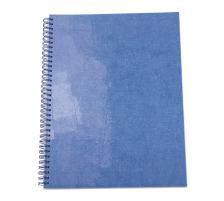 ELCO Collegeblock A4 72895.08 80gm2, 5mm, blau 2 Stk.