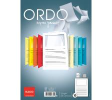 ELCO Organisationsmappen Ordo A4 73695.10 weiss, Fenster 10 Stück