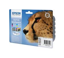 EPSON Multipack Tinte CMYBK T071540 Stylus DX4000 5.5/7.4ml