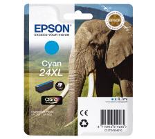 EPSON Tintenpatrone 24XL cyan T243240 XP 750/850 500 Seiten