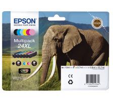 EPSON Multipack Tinte XL 6-color T243840 XP 750/850 6x500 Seiten