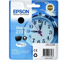 EPSON Tintenpatrone XL schwarz T271140 WF 3620/7620 1100 Seiten