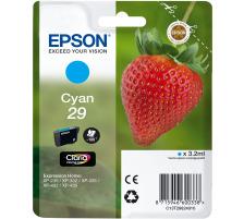 EPSON Tintenpatrone cyan T298240 XP-235/335/435 180 Seiten