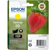 Cartouche d'encre EPSON 29 jaune Originale