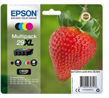Pack cartouche d'encre EPSON 29XL CMJN Originale
