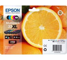 EPSON Multipack Tinte XL CMYBK/PhBK T335740 XP-530/630/830 5-color