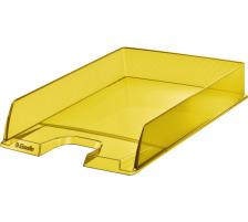 ESSELTE Briefkorb A4 626272 Colour´Ice, gelb