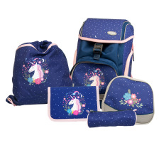 FUNKI Flexy-Bag Set 6040.601 Unicorn, 5-teilig