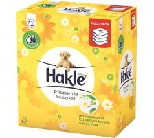 HAKLE Feuchttücher 992952 Refill 4x42 Blatt