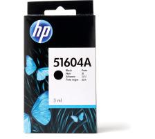 Cartouche d'encre HP noir originale (HP 51604A    )