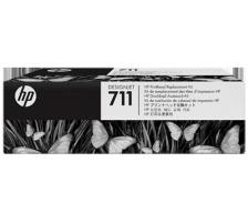 Tête d'impression 4 couleurs HP 711 Originale (HP C1Q10A)