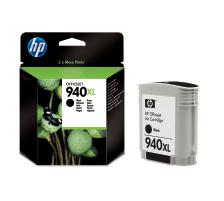 Cartouche d'encre HP 940XL noir originale (HP C4906AE)
