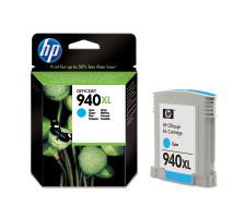 Cartouche d'encre HP 940XL cyan originale (HP C4907AE)