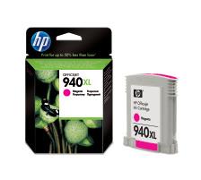 Cartouche d'encre HP 940XL magenta originale (HP C4908AE)