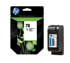 Cartouche d'encre HP 78 Originale grande capacité (HP C6578A)