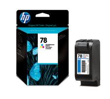 Cartouche d'encre HP 78 Originale petite capacité (HP C6578D)
